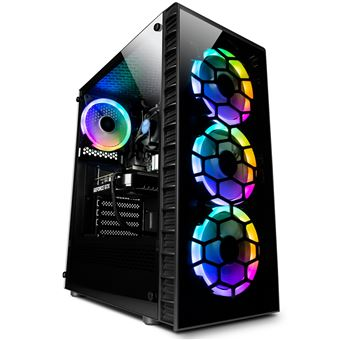 Gaming PC Vibox - FX 8300, Nvidia GeForce RTX 2070, 16 Gb RAM, 1TB HDD, Windows 10
