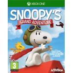Peanuts Movie: Snoopy's Grand Adventure (xbox One) [importación Inglesa]