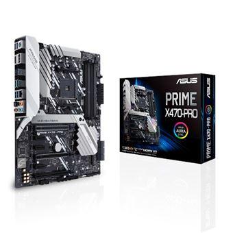 Placa Base Asus Prime X470- Pro