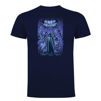 Camiseta manga corta Friking, Modelo 680 Crystal, Talla L, Navy