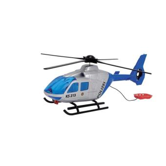 Dickie 203714001 Helicóptero de policía