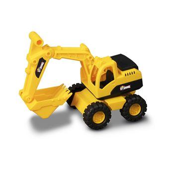 Excavadora Nikko Toys Mega Building Machine