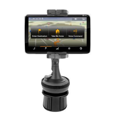 Soporte Abrazadera Regulable Para GPS Navigon 92 Premium Live Con...