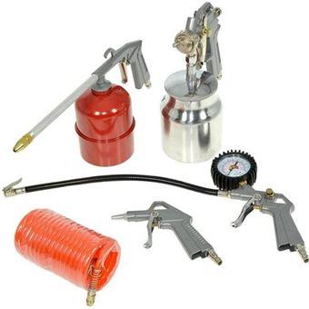 Kit pistola 5 piezas 8973005546