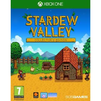 Stardew Valley Collector's Edition (xbox One) [importación Inglesa]