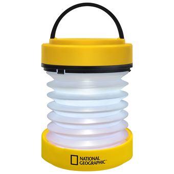 Linterna LED 2 en 1 National Geographic