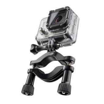 Mantona 20254 - Fijación de barras para GoPro, 22 - 62 cm