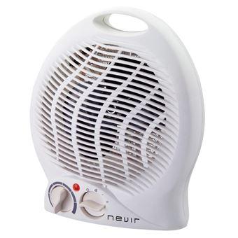 Calefactor Nevir Nvr- 9529fh 2 Potencias/ 1000w-2000w Blanco