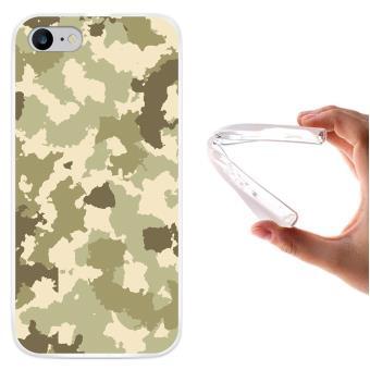 carcasa iphone 7 camuflaje