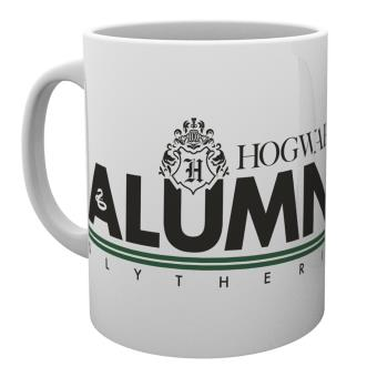 Taza Harry Potter Alumni Slytherin