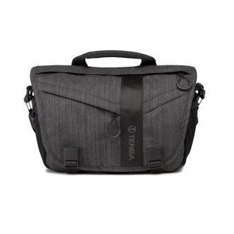 Tenba 638-421 - Bolsa de bandolera para Apple iPad Mini, color grafito