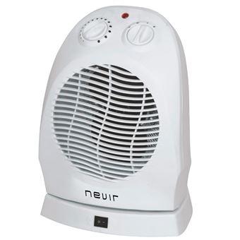 Calefactor Nevir Nvr-9509fh 2 Potencias/ 1000w-2000w Pequeño