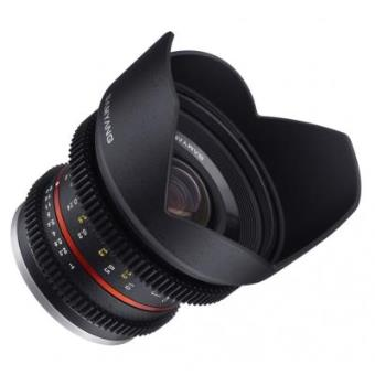 Lente para cámara Samyang 12mm T2.2 NCS CS VDSLR