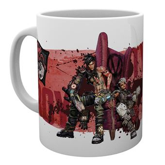 Taza Borderlands 3 Troy And Tyreen