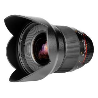 Lente para cámara Samyang 16mm T2.2 ED AS UMC CS Sony E