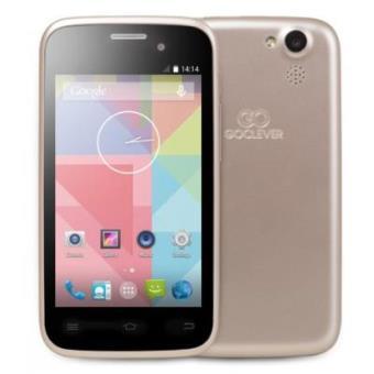 Teléfono móvil GOCLEVER QUANTUM 2 400 8GB Oro - Smartphone