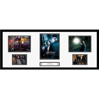 Fotografía enmarcada Harry Potter Prisionero de Azkaban 30x75 cm
