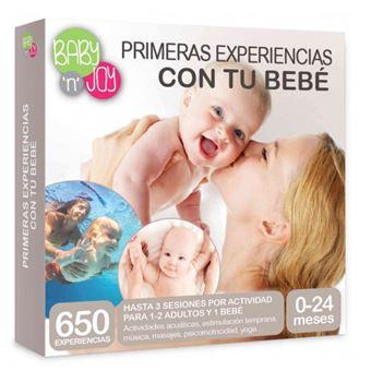 Primeras experiencias con tu Bebé