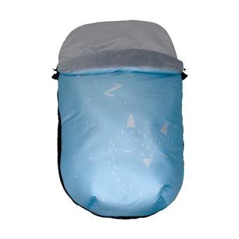 Saco Polar Pekebaby Grupo 0 Impermeable Nari Azul