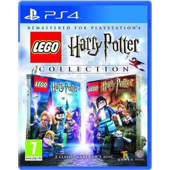 Lego Harry Potter Collection Playstation 4 Importacion Inglesa