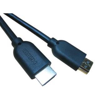 Sandberg HDMI 1.4 19M-19M, 2m BLACK - cable HDMI