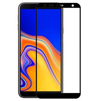 Cristal Templado Cool para Samsung A750 Galaxy A7 / J415 Galaxy J4 Plus / J6 Plus, FULL 3D Negro