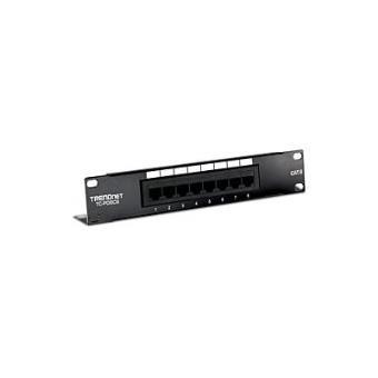Trendnet TC-P08C6 panel de parcheo