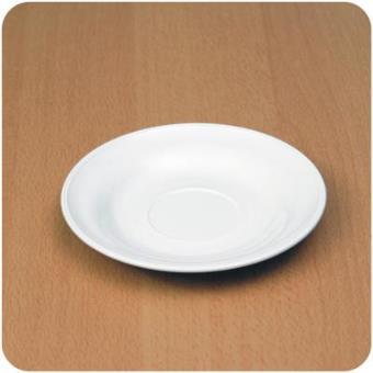 Plato Postre/Desayuno de Policarbonato (175x25mm.)