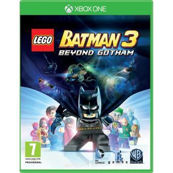 Lego Batman 3: Beyond Gotham (xbox One) [importación Inglesa]