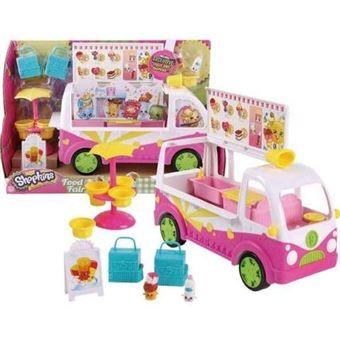 Shopkins s3 Camion de Helados