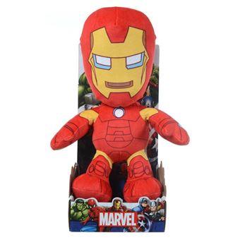 Peluche Iron Man Vengadores Avengers Marvel 25cm