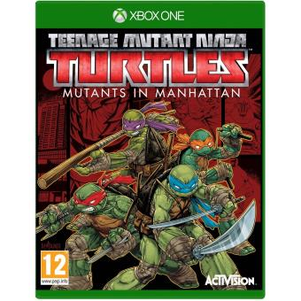 Teenage Mutant Ninja Turtles: Mutants in Manhattan (xbox One) [importación Inglesa]