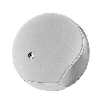Altavoz Bluetooth Sphere + Auriculares blutooth integrados, Blanco