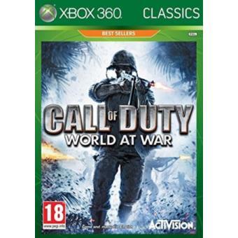 Call of Duty: World at war (classic) (xbox 360) [importación Inglesa]