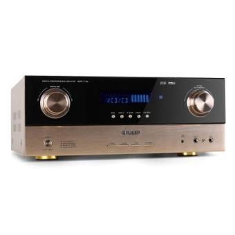 Auna AMP-7100 Amplificador HIFI home cinema. 7.1 2000W.