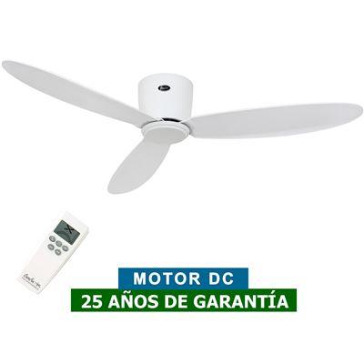 Ventilador de techo CasaFan 313283 ECO PLANO II 132cm blanco