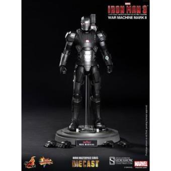 Figura Estatua Iron Man Mark 2 War Machine 30 cm