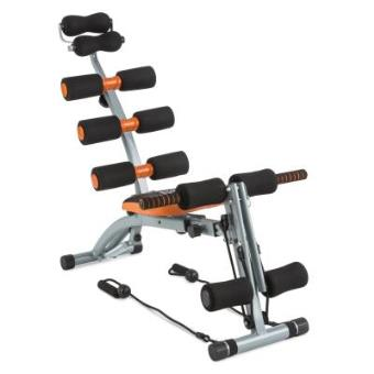CAPITAL SPORTS Sixish Core Entrenador de vientre Body Trainer