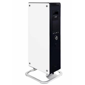 Mill Radiador de aceite 1000 W blanco AB-H1000DN GLASS