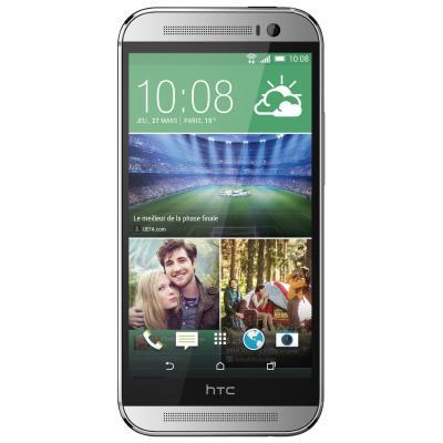 HTC One (M8) (Plateado)