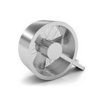 Ventilador Stadler Form Q, 34W, Blanco