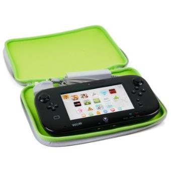 Funda Protectora Verde Para Consola WiiU - Hecha En Neopreno De Alta Calidad Por DURAGADGET
