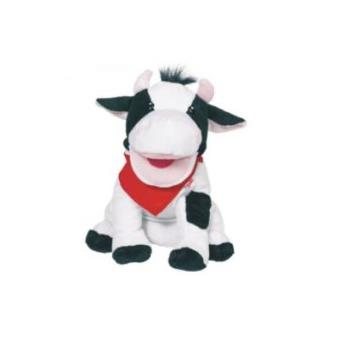 Marioneta De Mano Vaca Karry