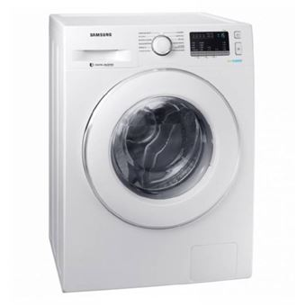 Lavadora secadora Samsung WD80M4A53IW Ecobubble blanco