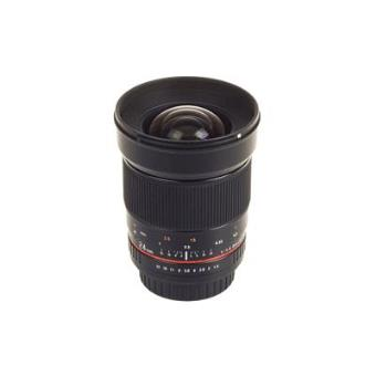 Lente para cámara Samyang 24mm/1.4 ED AS UMC for Pentax