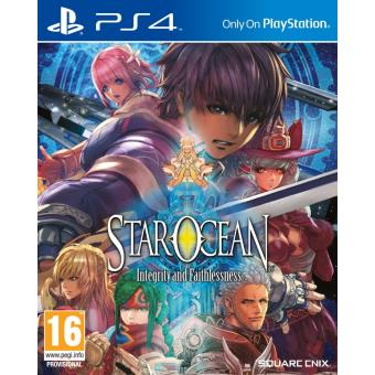 Star Ocean: Integrity and Faithlessness (playstation 4) [importación Inglesa]