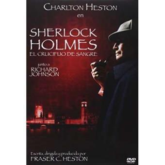 Sherlock Holmes el Crucifijo de Sangre (dvd)