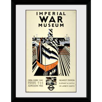 Fotografia enmarcada Transport For London Imperial War Museum 60x80cm