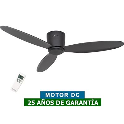 Ventilador de techo CasaFan 311284 ECO PLANO II 112cm negro