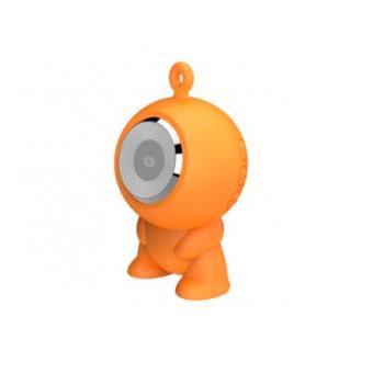 Altavoz Bluetooth Conceptronic Waterproof Naranja